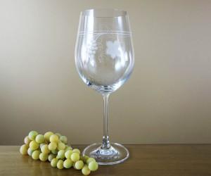 Rotwein Weinlaub