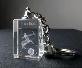 3D-Schlüsselanhänger Schütze
