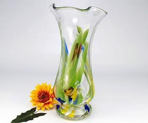Vase Green Garden