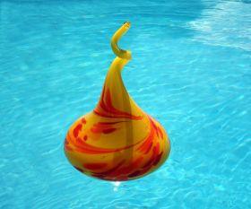 Schwimmzwiebel gelb orange
