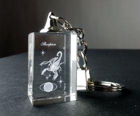 3D-Schlüsselanhänger Skorpion