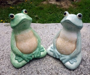 Frosch 18 cm