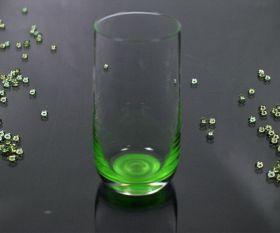 Trinkglas grün Newpastell