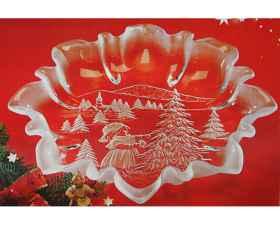 Sternteller Weihnachtstraum 25 cm