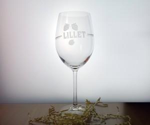 Lillet Glas
