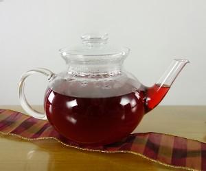 Teekanne 1 Liter ohne Einsatz