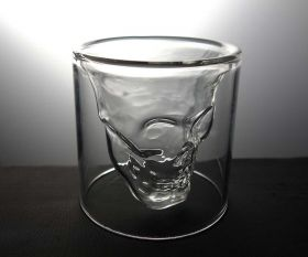 Rebel Skull Whisky Shot
