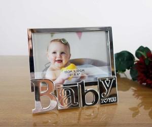 Baby Fotorahmen
