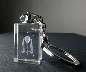 3D-Schlüsselanhänger Waage