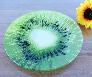 Kiwi Glasteller