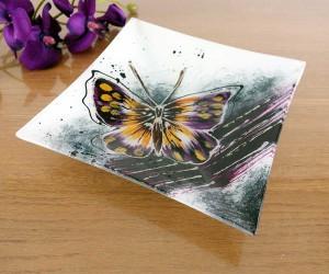 Butterfly Schale