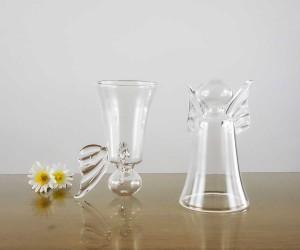 Engel Trinkglas