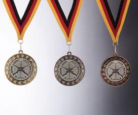 Medaille aus Metall