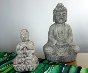 Stein Buddha