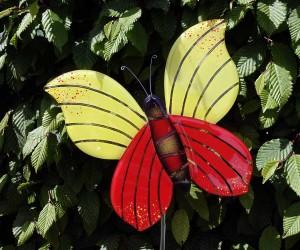 Schmetterling 25 x 28 cm