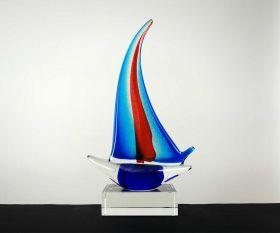 Segelboot Pokal