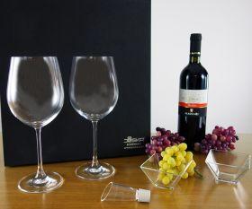 6-teiliges Wein Geschenkset