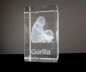 Gorilla Laserquader