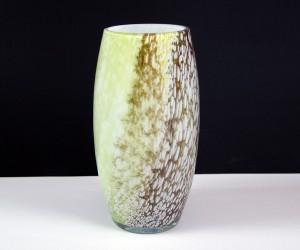 Landhaus Vase bauchig