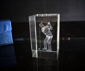 3D Laserquader GOLFER 8cm