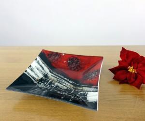 Fusingschale schwarz/rot