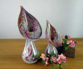 Tulpenvase Rosenblatt