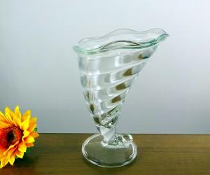 Eisbecher Fortuna aus Kristallglas