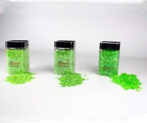 Grünes Dekogranulat