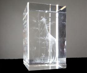 Giraffe 3D-Laserquader